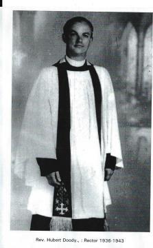 21 Rev. Hubert Doody 1936-1943