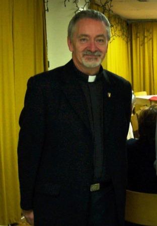 40 Rev. Canon Leo Martin